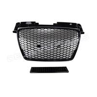 TT RS Look Front Grill Black Edition voor Audi TT 8J