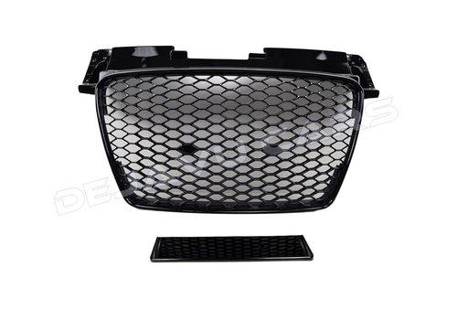 OEM LINE® TT RS Look Front Grill Black Edition for Audi TT 8J