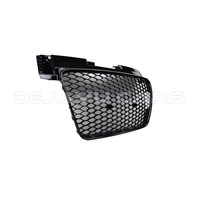 TT RS Look Front Grill Black Edition for Audi TT 8J