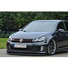 OEM LINE Front Splitter for Volkswagen Golf 6 GTI 35TH EDITION 35