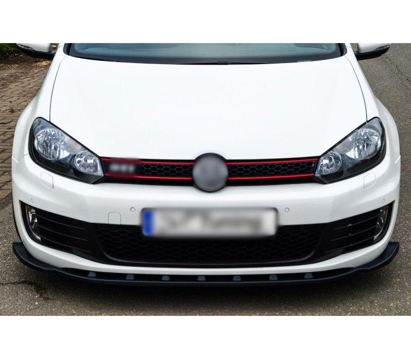 Front Splitter voor Volkswagen Golf 6 GTI