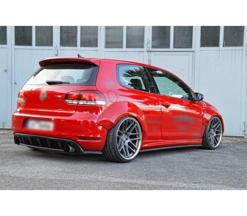 Wide Body Kit for Volkswagen Golf 6 GTI