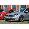 OEM LINE Front Splitter voor Volkswagen Golf 6