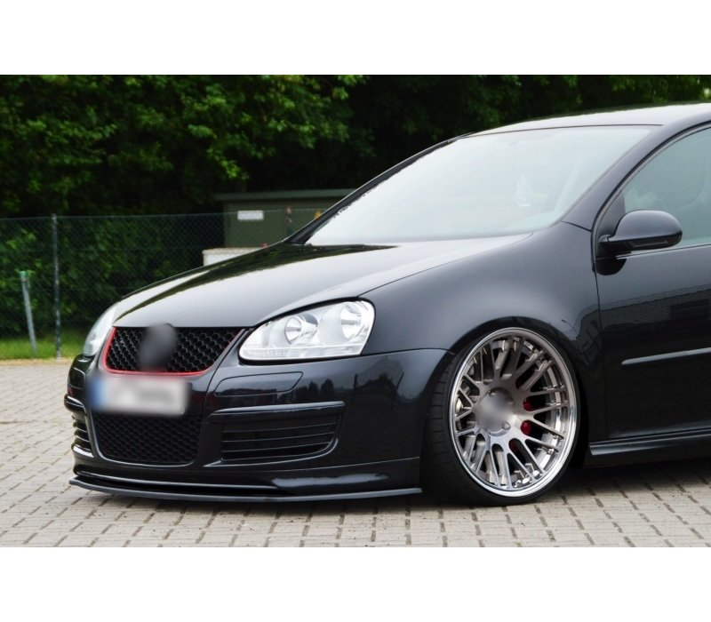 Front Splitter voor Volkswagen Golf 5 GTI 30TH EDITION 30