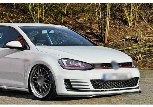 OEM LINE Front Splitter voor Volkswagen Golf 7 GTI / GTD