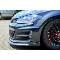 Front Splitter voor Volkswagen Golf 7 GTI / GTD