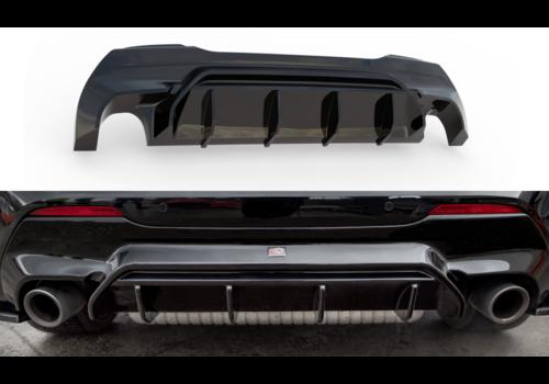 Maxton Design Aggressive Diffuser for BMW 1 Series F40 M-Pack / M135i