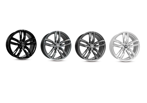 Keskin Wheels MAM Wheels 18''