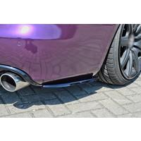 Rear Splitter voor Audi A4 B8 Avant