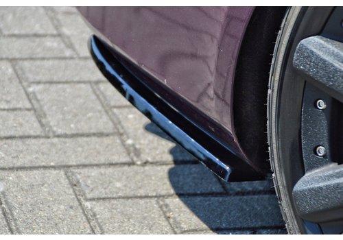 OEM LINE Rear Splitter for Audi A4 B8 Avant