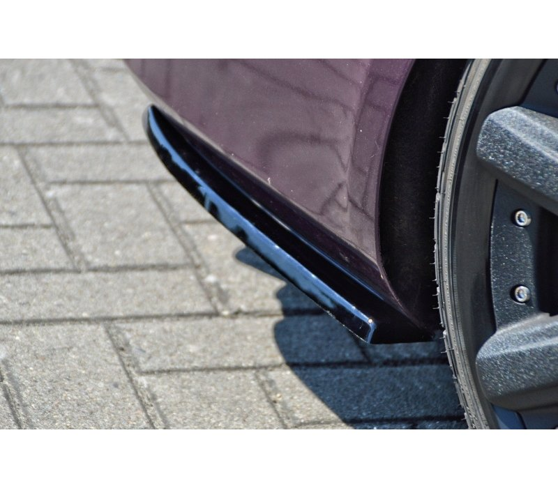 Rear Splitter for Audi A4 B8 Avant