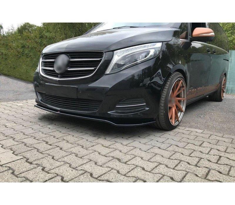 Front splitter V.3 for Mercedes Benz V-Class W447