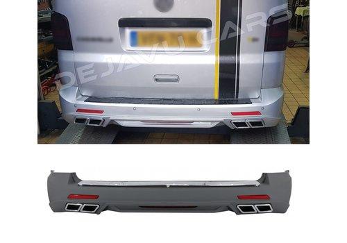 OEM LINE Sportline Look Hintere Stoßstange für Volkswagen Transporter T5