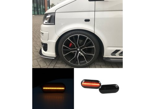 OEM LINE LED Seitenblinker für Volkswagen Transporter T5