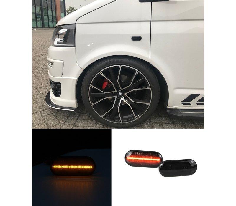 LED Side Turn Signal Light for Volkswagen Transporter T5
