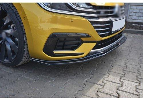 Maxton Design Front splitter for Volkswagen Arteon