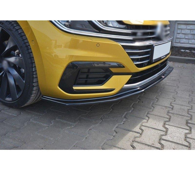 Front splitter voor Volkswagen Arteon