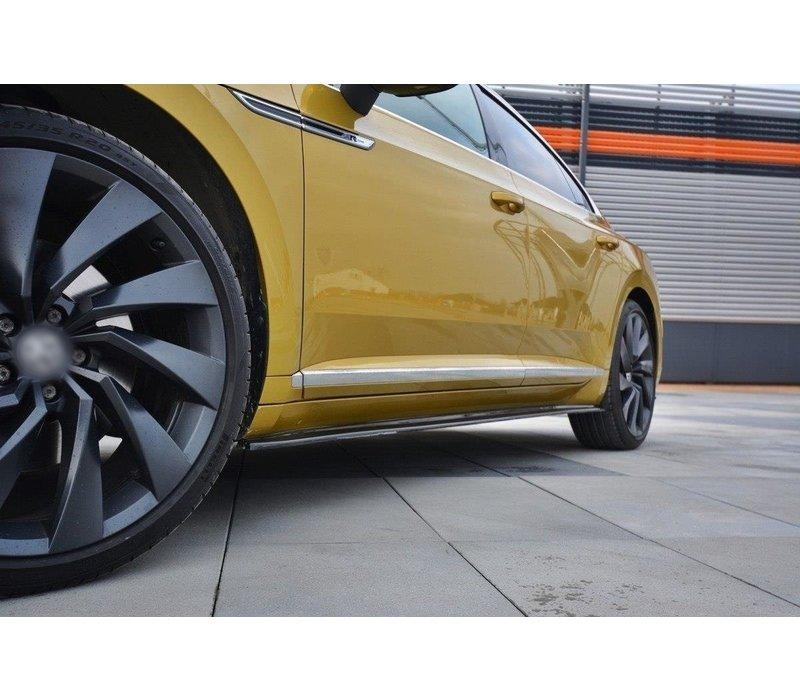 Seitenschweller Diffusor für Volkswagen Arteon