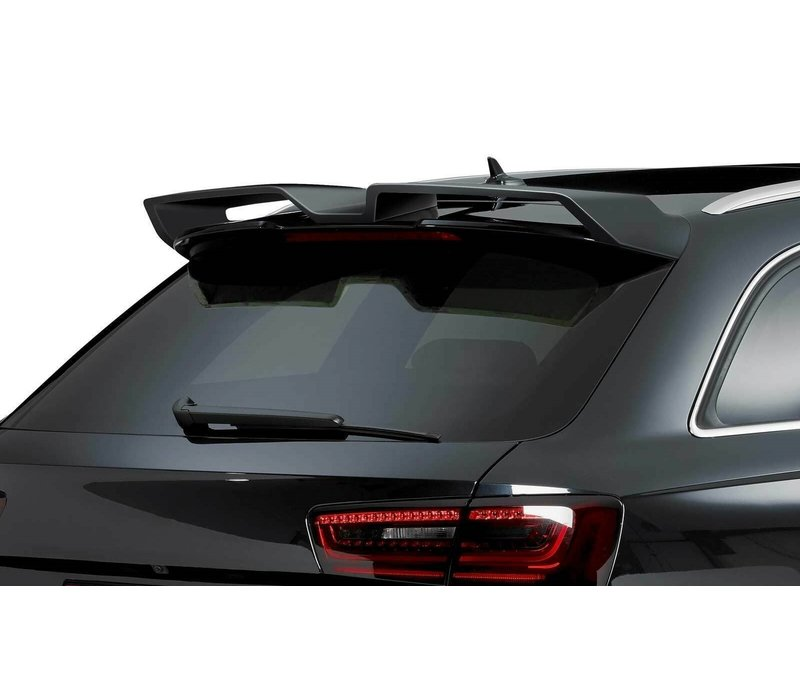 Oettinger Look Roof Spoiler for Audi A6 C7 S line / S6 / RS6