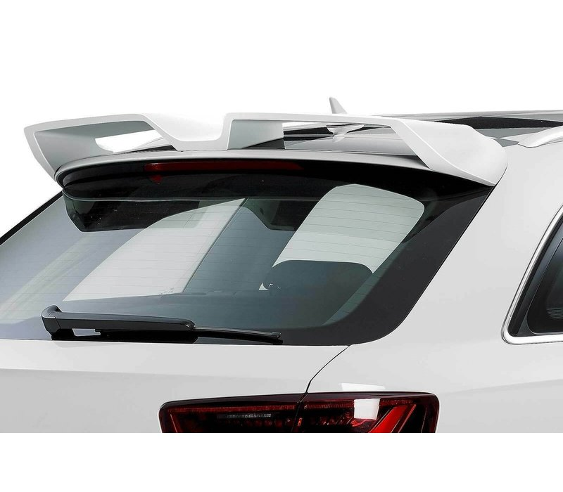 Oettinger Look Roof Spoiler for Audi A6 C7 Avant / Estate