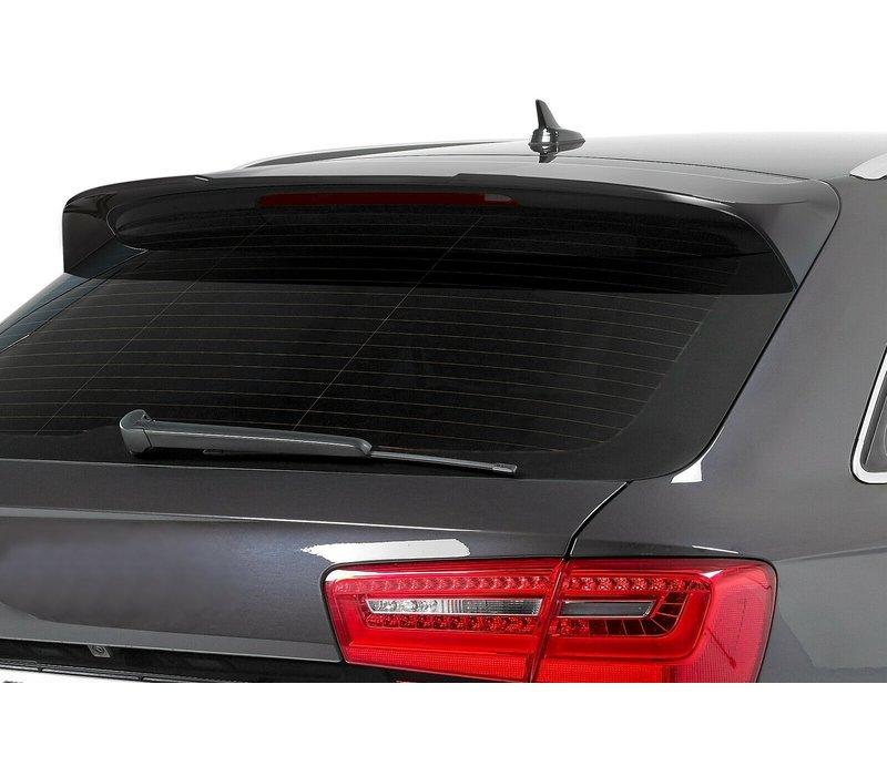 RS Look Dachspoiler für Audi A6 C7 Avant