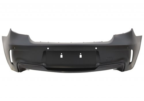 OEM LINE M1 Look Rear bumper for BMW 1 Series E81 / E87