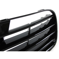 Blenden Lüftungsgitter für Volkswagen Polo 6R R20 Look Frontstoßstange