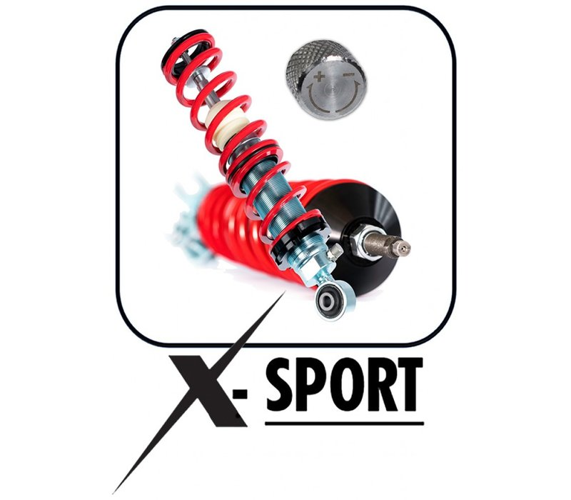 V-MAXX Coilover Kits for Volkswagen Polo 6 (2G/AW)