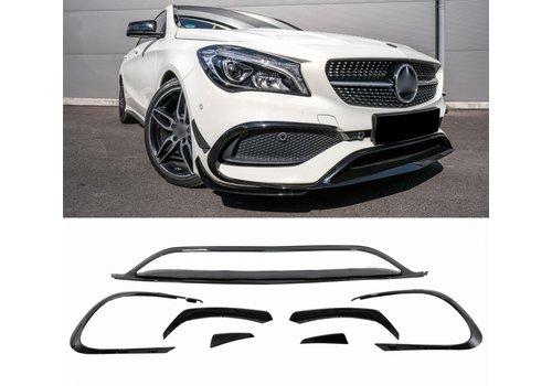 OEM LINE® CLA 45 AMG Look Spoiler set for Mercedes Benz CLA-Class W117 / C117 Facelift