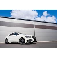 CLA 45 Look Spoiler set voor Mercedes Benz CLA-Klasse W117 / C117 Facelift