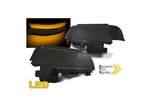 OEM LINE Dynamische LED Buitenspiegel Knipperlichten voor Volkswagen Polo 6R / 6C