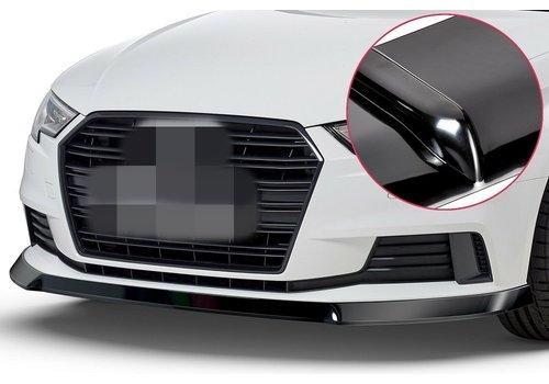 OEM LINE Front splitter for Audi A3 8V Facelift