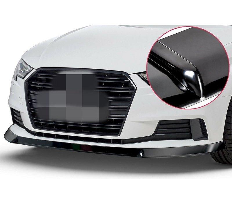 Front splitter for Audi A3 8V Facelift