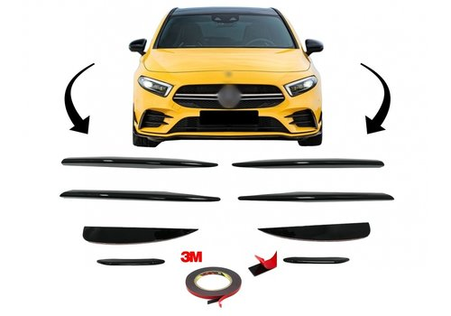 OEM LINE A 45 Look Spoiler set for Mercedes Benz A-Class W177