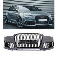 RS6 Look Front bumper for Audi A6 C7.5 Facelift
