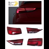 Facelift Dynamic LED Tail Lights for Audi A3 8V Limousine