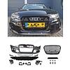OEM LINE RS6 Look Voorbumper voor Audi A6 C7 4G
