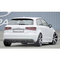 S3 look Diffuser voor Audi A3 8V