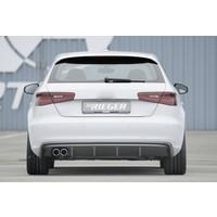 S3 look Diffusor für Audi A3 8V