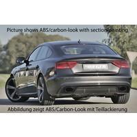 RS5 Look Diffusor für Audi A5 8T Sportback S line / S5