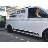 OEM LINE® Treeplanken set voor Volkswagen Transporter T5.1 & T6