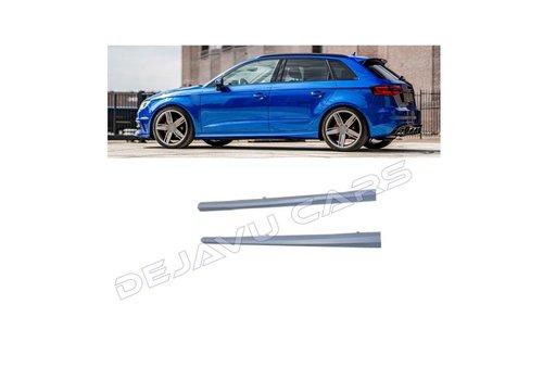 OEM LINE S line S3 RS3 Look Seitenschweller für Audi A3 8V