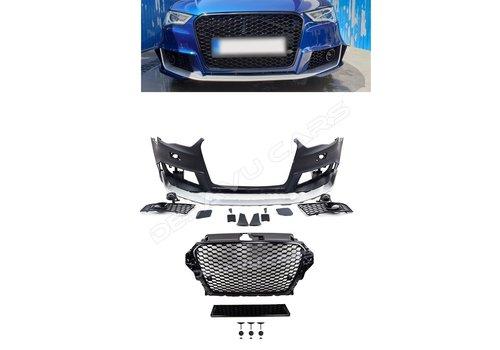 OEM LINE® RS3 Look Voorbumper voor Audi A3 8V