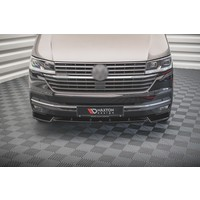 Front splitter V.1 voor Volkswagen Transporter T6.1