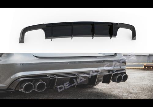 Maxton Design Aggressive Diffuser for Audi A6 C7 / S line / S6