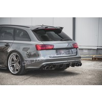 Aggressive Diffuser for Audi A6 C7 / S line / S6