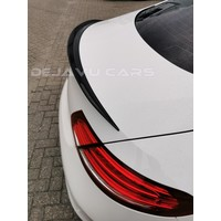 C63 AMG Look Tailgate spoiler lip for Mercedes Benz C-Class W205 Coupe