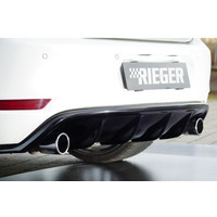 Aggressive Diffuser voor Volkswagen Golf 6 GTI / GTD