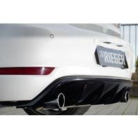 Aggressive Diffusor für Volkswagen Golf 6 GTI / GTD