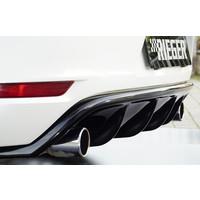 Aggressive Diffuser for Volkswagen Golf 6 GTI / GTD